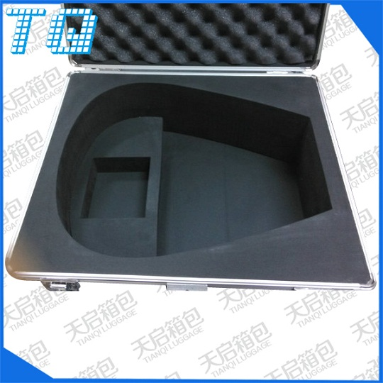 防震手提仪器工具铝箱