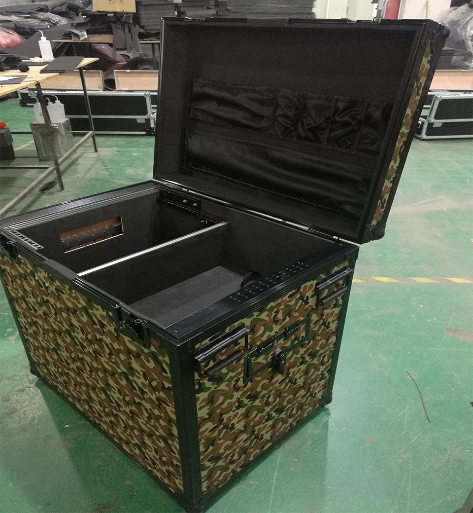 迷彩布仪器箱