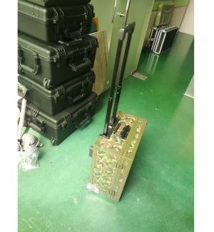 军用迷彩铝箱 拉杆箱