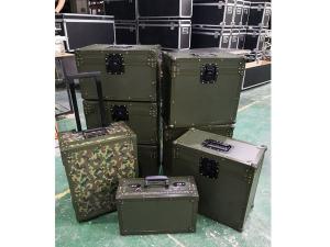 军绿军用铝箱
