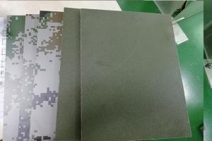 军绿色防火板
