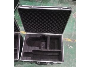 定制异形棉航空箱铝箱