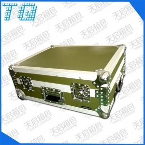 Special forces war readiness material aluminum box packing