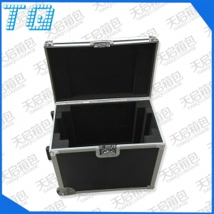 Cosmetics shockproof aluminum box